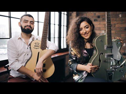 Roya & Rizvan - Sarı güllər (İlqar Xəyal Karvan qrupu)