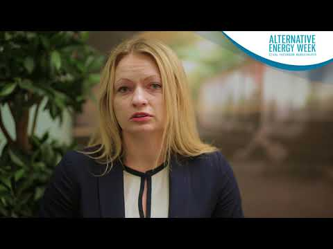 Марина Грицишина спикер Alternative Energy Week