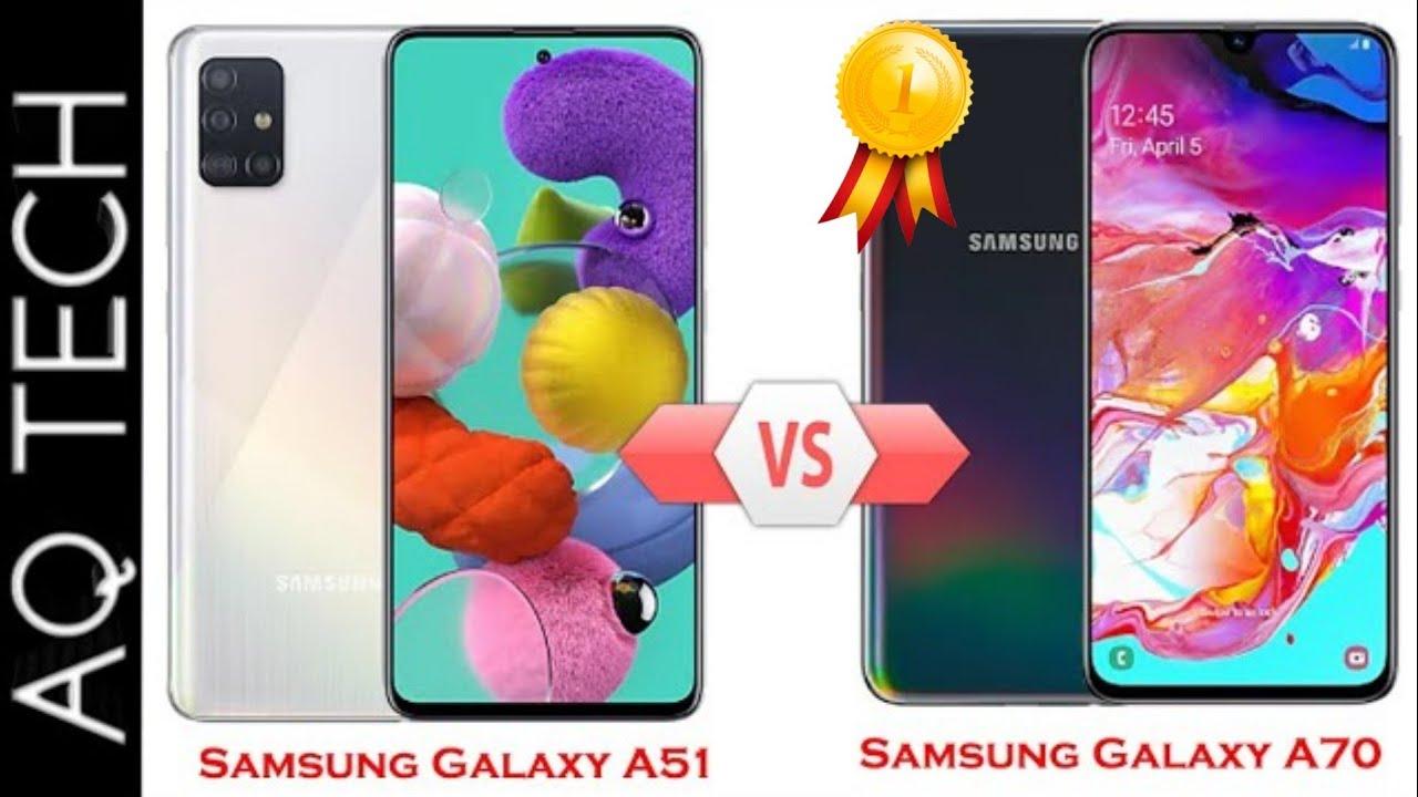Photo of Samsung Galaxy A51 VS Samsung Galaxy A70 Full Comparison In Specs ||Winner & Loser || AQ TECH || – سامسونج