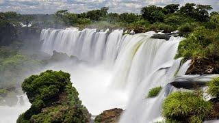 Водопады Игуасу, Аргентина. Iguazu Falls, Argentina.