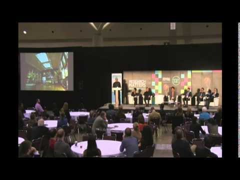 Three game-changing Ontario discoveries - Big Thinking Panel - Research Chairs Symposium