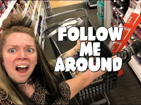 FOLLOW ME AROUND- HAPPY NOVEMBER 33rd!