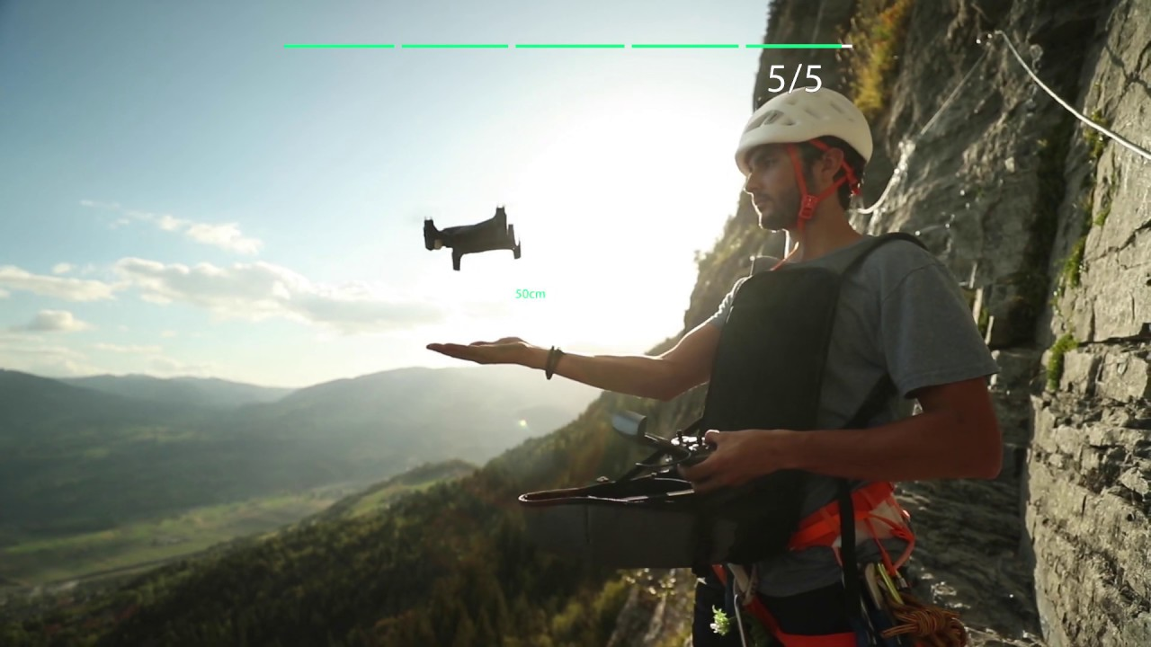 Parrot - #Parrot_Tutorials ⎜HOW TO Use the new FPV's backpack with ANAFI