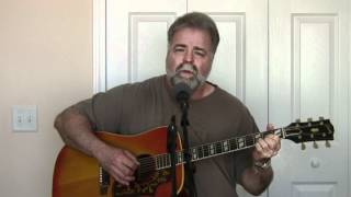 I Started A Joke  - Bee Gees Acoustic Guitar cover by Barry Harrell