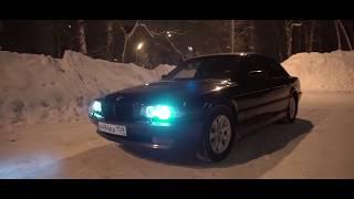 BMW е38 740i V8 по ДЕШМАНУ/ НАЧАЛО