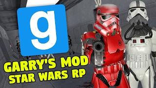 Inside Job - Star Wars RP (Garry's Mod)