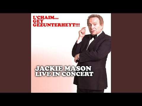Jackie Mason Live In Concert, Pt. 1