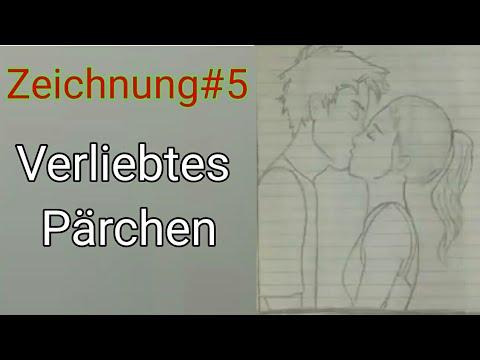 Verliebtes Parchen Zeichnen Zeichnung 5 Youtube