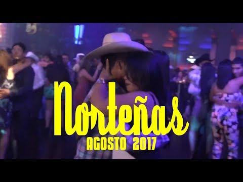Norteñas Mix 2017   Lo más nuevo Parejas Bailando ► DjAlfonzin