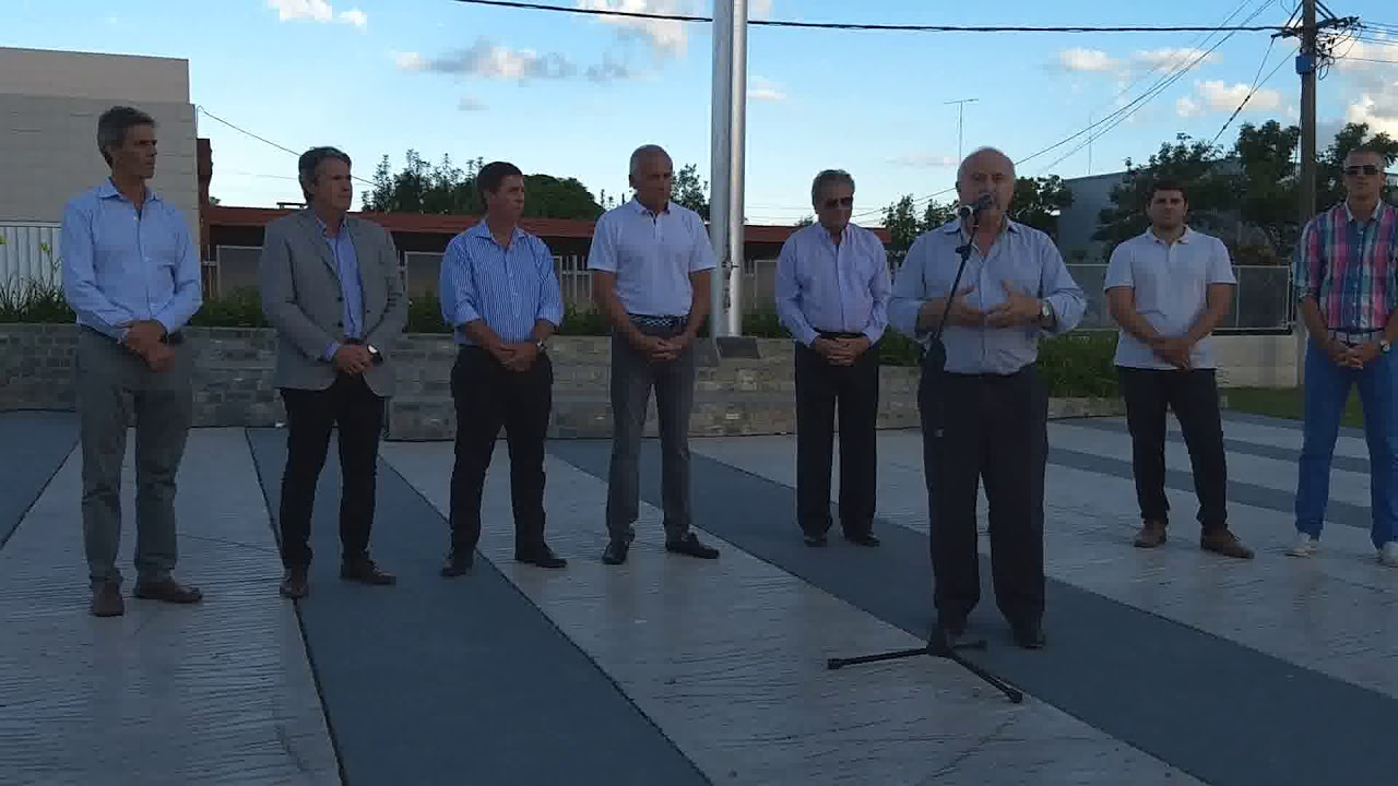 Inauguraron la Obra de Repavimentación de la Provincial Nº 6 - 4