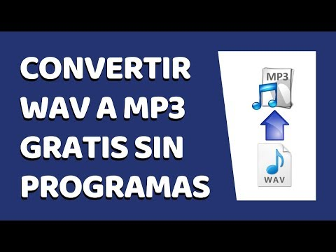 How to Convert WAV to MP3 Without Software on Windows (2018) | How to Edit Audio 2018