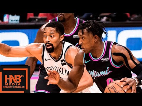 Miami Heat vs Brooklyn Nets Full Game Highlights | 11.20.2018, NBA Season