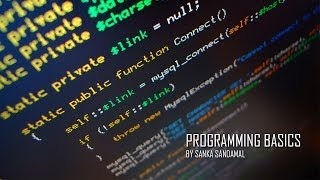 01 10 Introduction to Integrated Development Environment - Programming Basics [Sinhala]