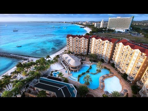 Top10 Recommended Hotels 2019 In Palm-Eagle Beach, Aruba, Caribbean Islands