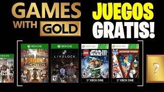🎮REVELADOS🎮| JUEGOS GRATIS GAMES WITH GOLD SEPTIEMBRE 2018 XBOX 360 Y ONE