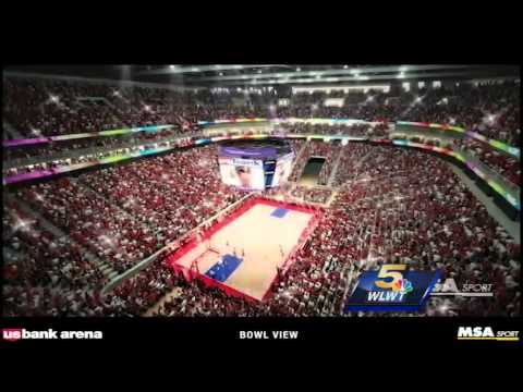 Images of US Bank Arena renovation project released