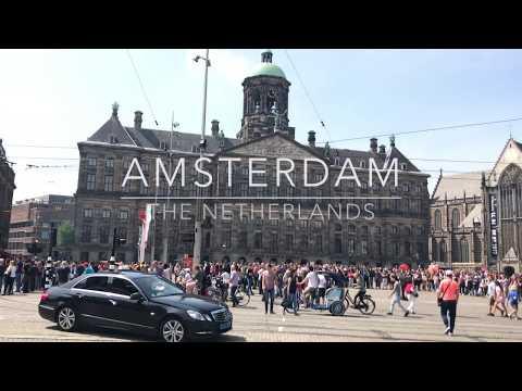 The Netherlands-Belgium-France-Italy travel Vlog