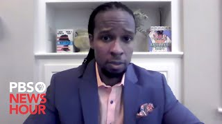 WATCH: You can't eliminate inequity without a policy like reparations, Ibram X. Kendi said