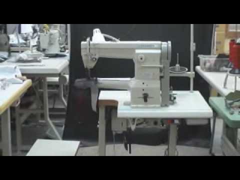 TECHSEW 2301 Cylinder Walking Foot Industrial Sewing Machine
