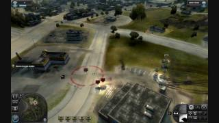 (HD) World in Conflict gameplay maxed graphics DX10