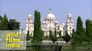 Marble Building In Kolkata - Victoria Memorial