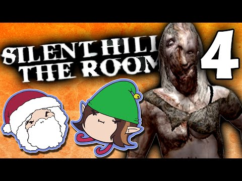 Silent Hill 4 The Room: Descent Into Darkness - PART 4 - Game Grumps