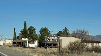 Showing you my town of Willcox AZ #AZhomestead #offgrid