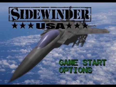 トレーニング3面 - サイドワインダーU.S.A.(SIDEWINDER U.S.A.,BOGEY DEAD 6)