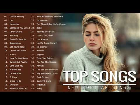Top 40 Popular Songs 2020 - Top Song This Week  Hot 100 Chart