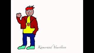Roodkapje - Kameraad Vuursteen