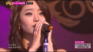 [HOT] Comeback Stage, Song Ji-eun(Secret) - False Hope, 송지은(시크릿) - 희망고문, Music core 20130928