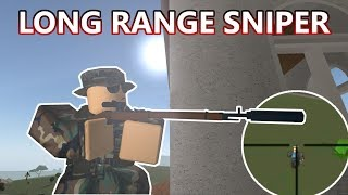 Long Range Sniper|| Apocalypse Rising 2(Roblox)