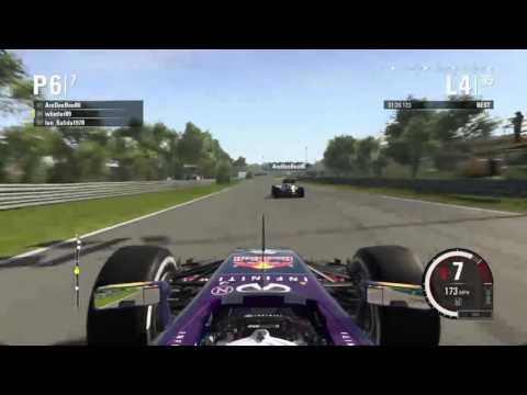 F1 pro league British GP