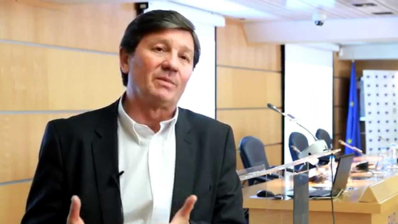 Antonio Gutierrez en 30 años de España en la UE
