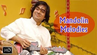 Mandolin Melodies  - Classical Instrumental - Westen Notes - U.Srinivas
