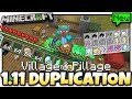Minecraft Bedrock - 1.11 DUPLICATION GLITCH ( Anything )[Tutorial] MCPE / Xbox / Windows 10 / Switch