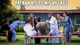 A Pathan Visits His Village After 20Years By Our Vines & Rakx Production 2018 New
