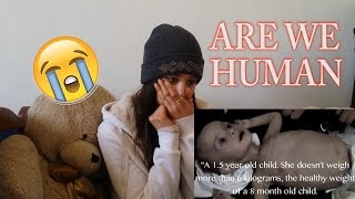 ARE WE HUMAN - MUSLIM SPOKEN WORD - #GIVE _ REACTION