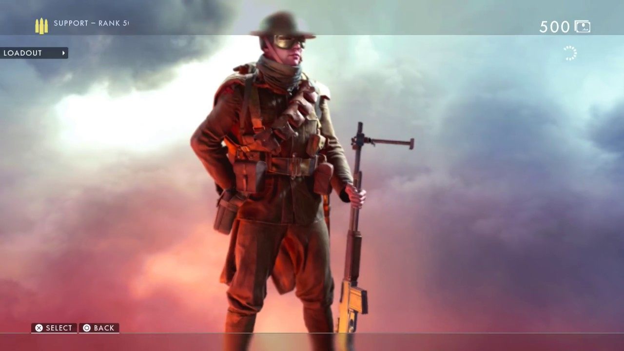 5 NEW WEAPONS IN BATTLEFIELD 1 - HOW TO UNLOCK
