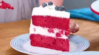 Gambar cover Red Velvet Ice-Cream Cake | Southern Living