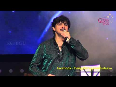 """Naguva Nayana Madhura"" song by Rajesh Krishnan & Supriya Raghunandan @ 53rd BGU..!!"
