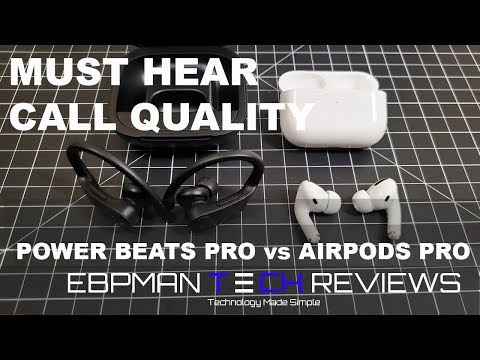 """""""real-review""""-new-airpod-pro-vs-powerbeats-pro-with-call-quality-test"""