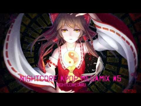 Kpop Nightcore MegaMix #5  (2 Hours) [♥Requests♥]