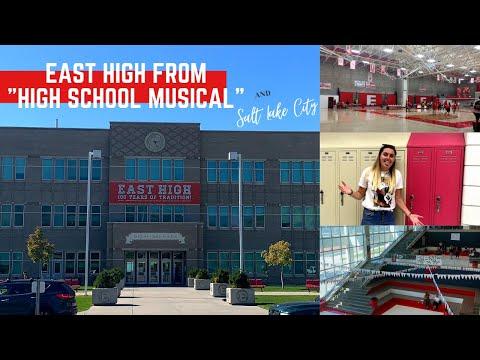 East High School Tour & Salt Lake City - Travel #12