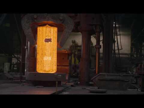 ITER Vacuum Vessel Forging