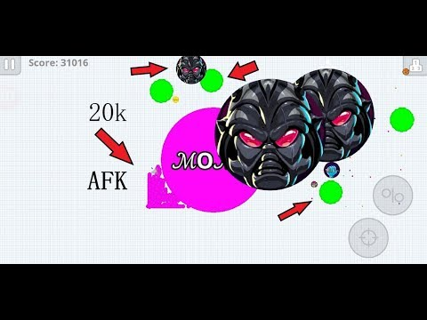Agario AFK VIRUS TROLLING // NO MACRO // DUO VS 1000000 IN AGAR.IO thumbnail