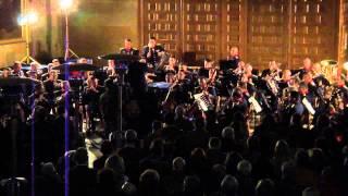Guardia Real en Segovia. Concierto Unidad Musical en Catedral 28/3/2014 (1)