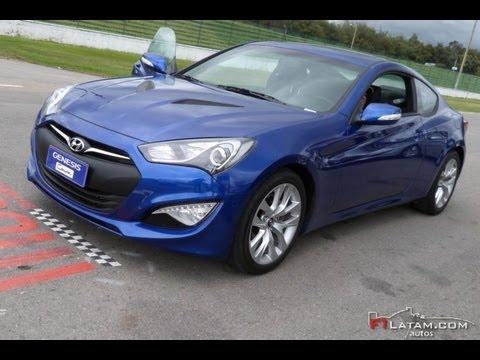 Nuevo Hyundai Genesis Coup en Colombia Lanzamiento Oficial