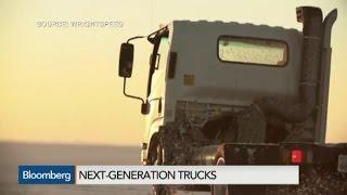 Next-Generation Trucks: 18 Wheels and One Turbine