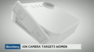 iON Camera Targets Women to Compete With GoPro